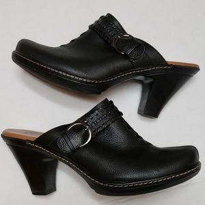 Sofft arinos heeled clog size 10